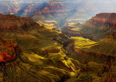 Spotlight on The Grand Canyon