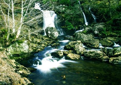 Arklet falls