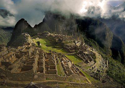 Classic Machu Pichu