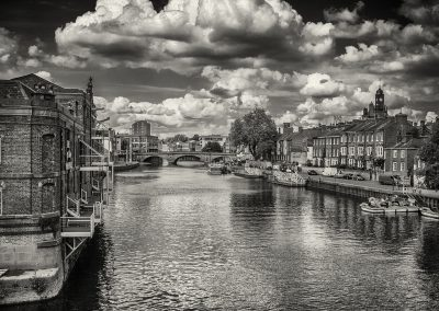 The River Ouse York