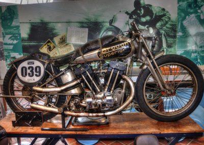 Half a million pound motorbike