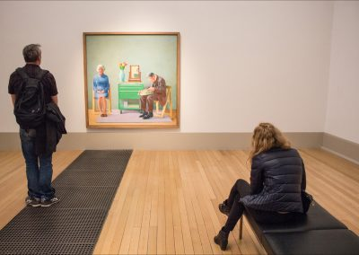 Hockney : Two by Two