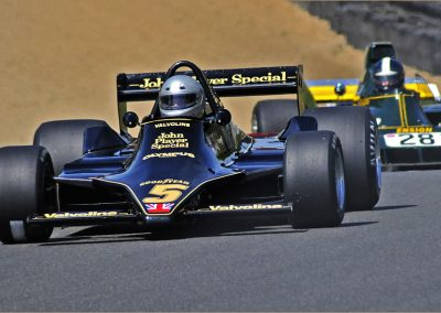John Player Special, Classic F1