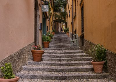 Alleyway In Bellagio