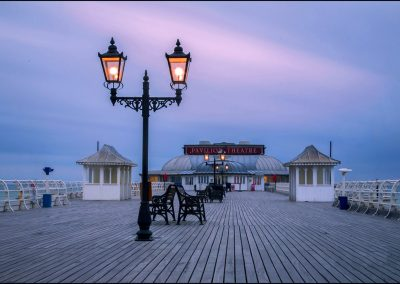 Cromer Pier First Light