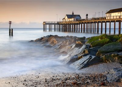 Early Morning Light Southwold Pier